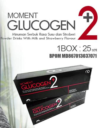 glucogen moment