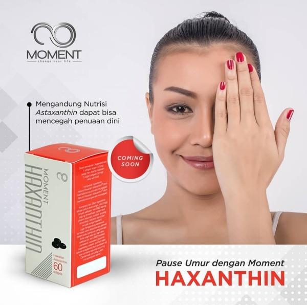 moment haxanthin