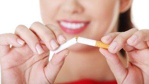 berhenti merokok untuk mengurangi selulit