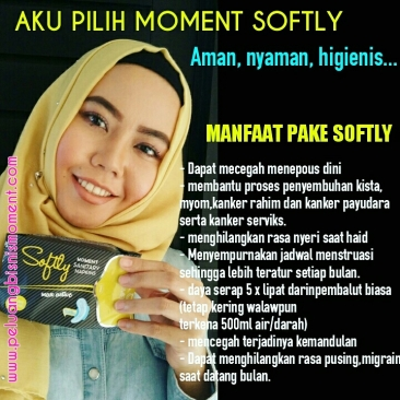 moment softly