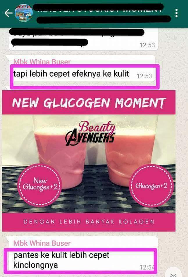 glucogen +2 new